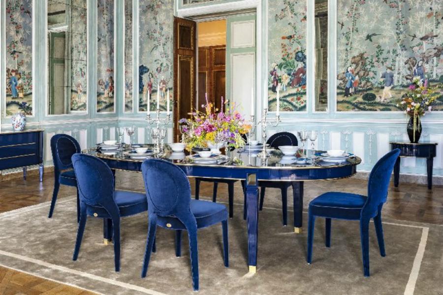 Ritz Paris Home Collection Présenté Nouvelles Tendances Á Maison Et Objet 2019 kkkkk