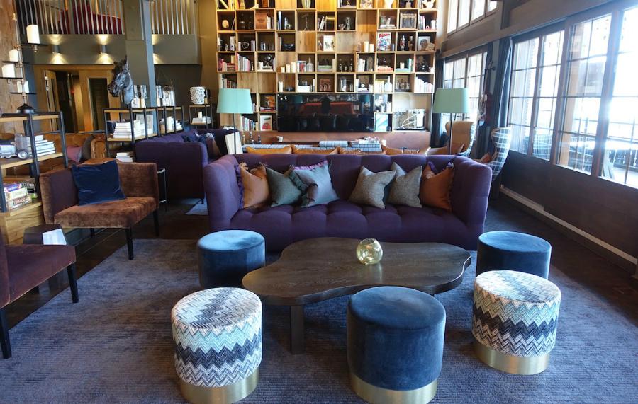 Célébrez le design avec Peter Kohler, un Studio de Design d'Intérieur Suisse Huus Hotel Gstaad 6