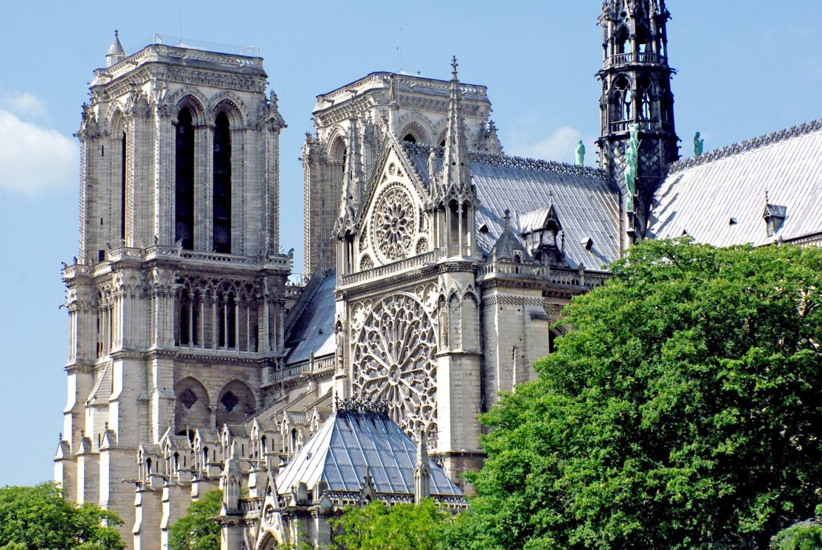 La Belle Notre Dame Notre Dame de Paris 03    French Moments