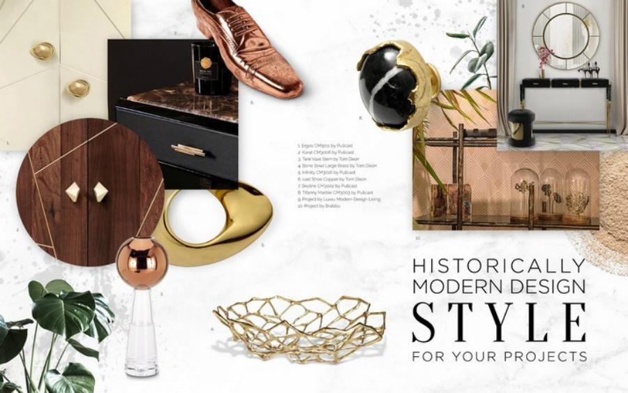 Le Style Historique Moderne est la Tendance à Suivre fffff