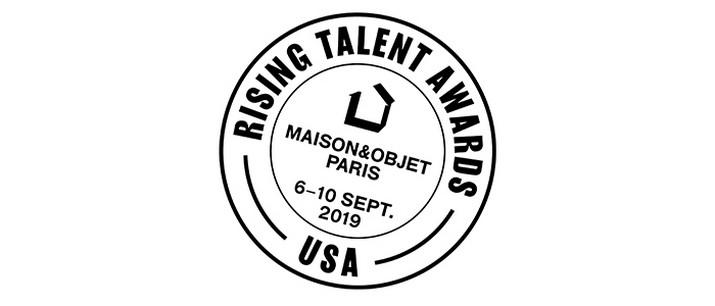 Maison Et Objet 2019 – USA sur les Rising Talents Awards Maison Et Objet 2019 USA sur les Rising Talents Awards 3