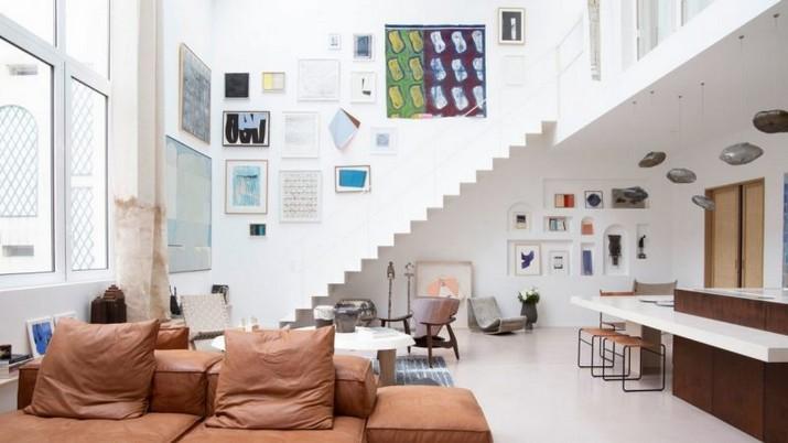 Admirez la Maison d'Amélie Du Chalard à Paris Admirez la Maison d   Am  lie Du Chalard    Paris 2