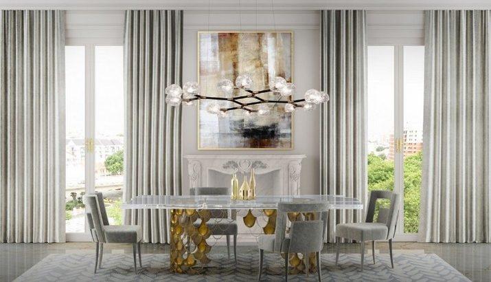 Chaises de Salle à Manger pour votre Décor de Luxe Chaises de Salle    Manger pour votre D  cor de Luxe 2 715x410