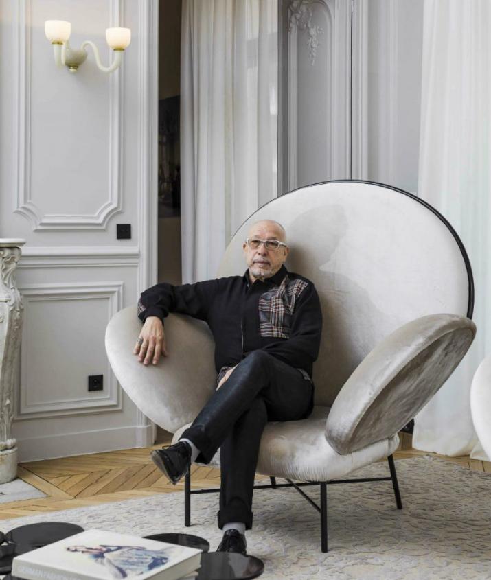 Gérard Faivre, Maître de l'Émotion  Gérard Faivre, Maître de l'Émotion Gerard Faivre Eccentric Interior Designer9