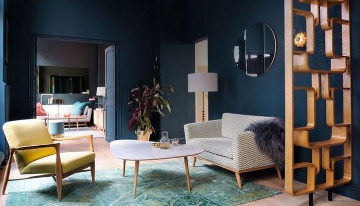Salons Bleus pour Régaler Vos Yeux Salons Bleus pour R  galer Vos Yeux 5 715x410