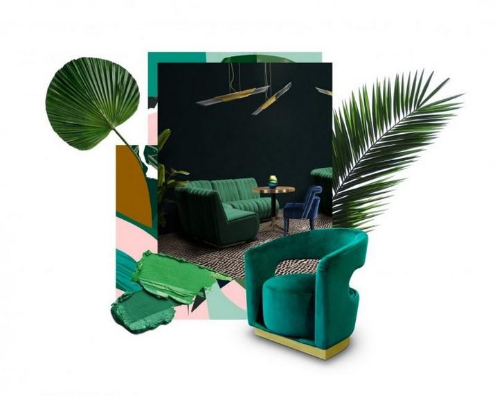 Pantone Colors Inspirations Pour Mobilier Mid-Century La R  g  n  ration est le Th  me dInspiration de Maison Et Objet 2020 3