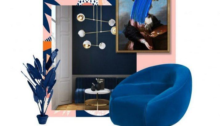 Pantone Colors Inspirations Pour Mobilier Mid-Century La R  g  n  ration est le Th  me dInspiration de Maison Et Objet 2020 5 715x410