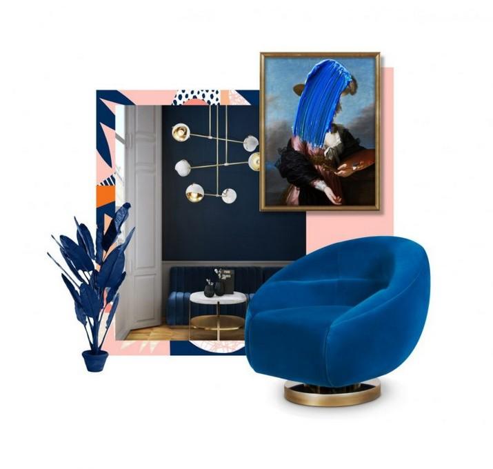 Pantone Colors Inspirations Pour Mobilier Mid-Century La R  g  n  ration est le Th  me dInspiration de Maison Et Objet 2020 5