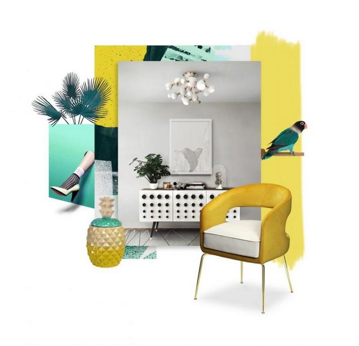 Pantone Colors Inspirations Pour Mobilier Mid-Century La R  g  n  ration est le Th  me dInspiration de Maison Et Objet 2020 6