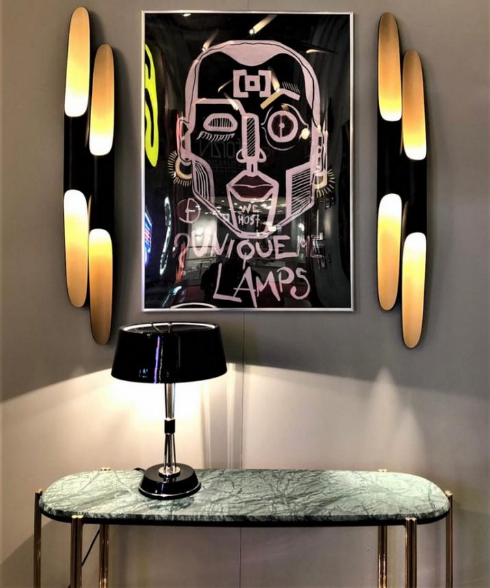 Les Pièces d'Éclairage Mid-Century Parfaites pour votre décor Parisien Les Pi  ces d  clairage Mid Century Parfaites pour votre d  cor Parisien 5