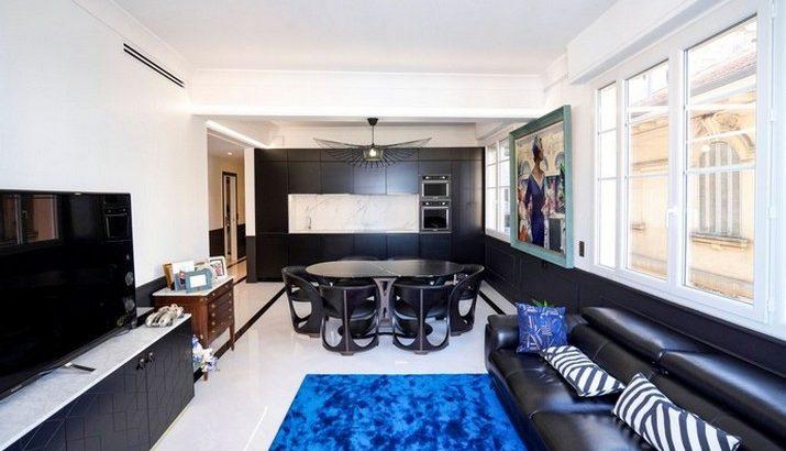 Projet de Luxe Chic et Décoration sur un Appartement Moderne Projet de Luxe Chic et D  coration sur un Appartement Moderne 1 715x410