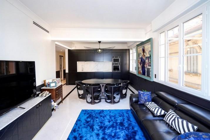 Projet de Luxe Chic et Décoration sur un Appartement Moderne Projet de Luxe Chic et D  coration sur un Appartement Moderne 1