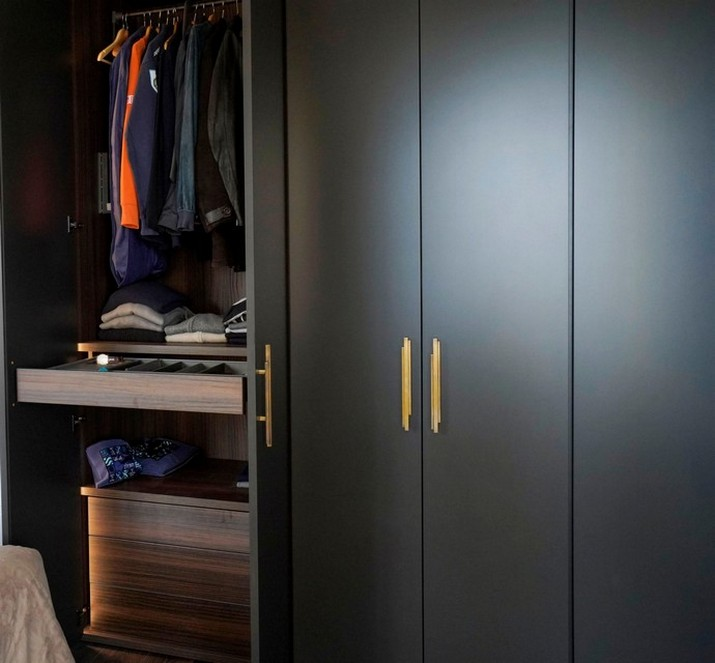 Projet de Luxe Chic et Décoration sur un Appartement Moderne Projet de Luxe Chic et D  coration sur un Appartement Moderne 3