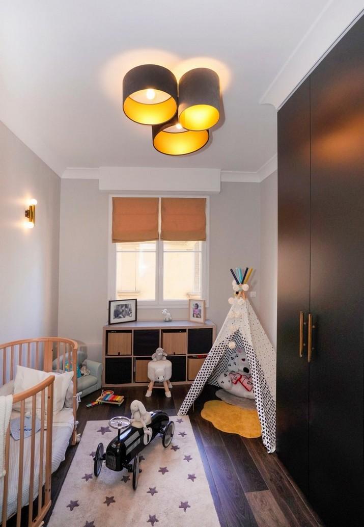 Projet de Luxe Chic et Décoration sur un Appartement Moderne Projet de Luxe Chic et D  coration sur un Appartement Moderne 5