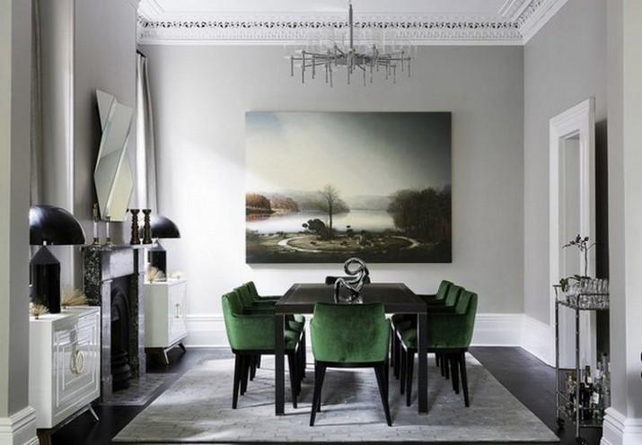 À l'Intérieur du Design Moderne d'une Résidence Victorienne    lInt  rieur du Design Moderne dune R  sidence Victorienne 3