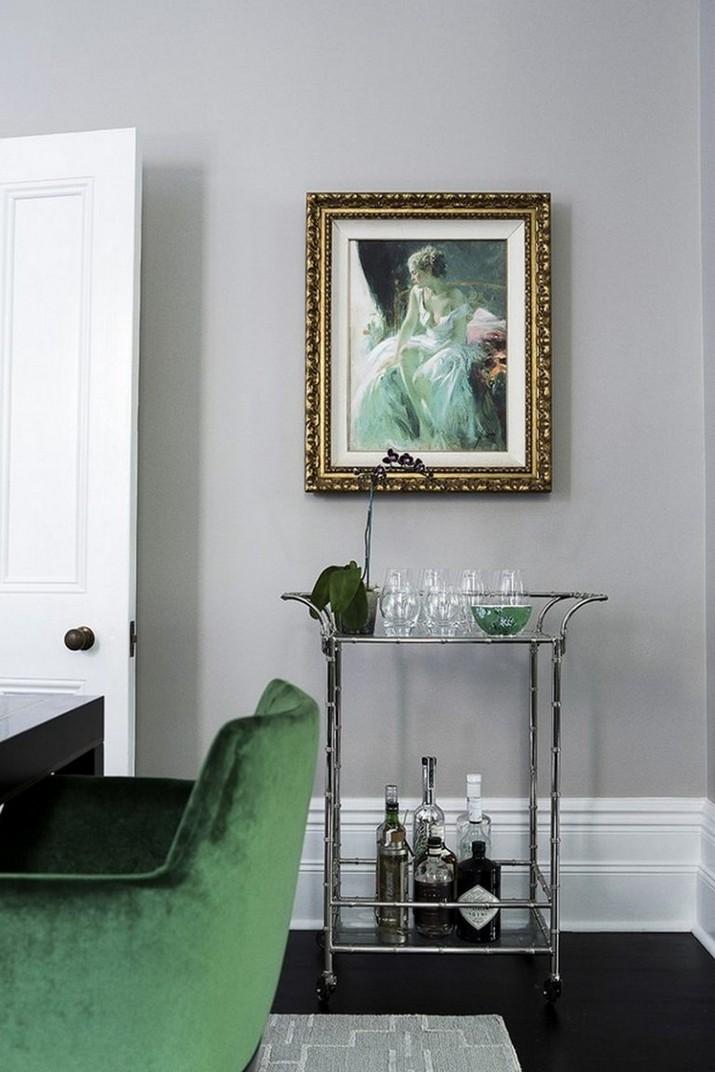 À l'Intérieur du Design Moderne d'une Résidence Victorienne    lInt  rieur du Design Moderne dune R  sidence Victorienne 4 3