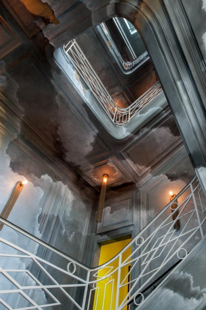 Le Nolinski, l'incroyable Hôtel Conçu par Jean Louis Deniot Le Nolinski lincroyable H  tel Con  u par Jean Louis Deniot 1