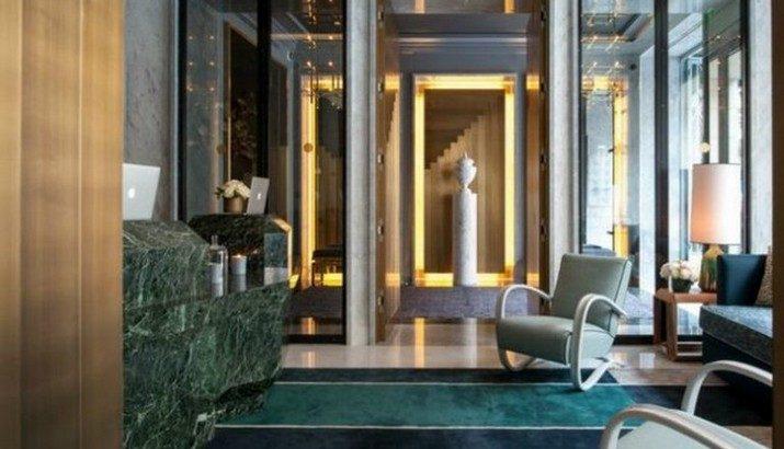 Le Nolinski, l'incroyable Hôtel Conçu par Jean Louis Deniot Le Nolinski lincroyable H  tel Con  u par Jean Louis Deniot 2 715x410