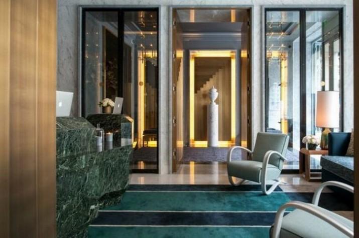 Le Nolinski, l'incroyable Hôtel Conçu par Jean Louis Deniot Le Nolinski lincroyable H  tel Con  u par Jean Louis Deniot 2