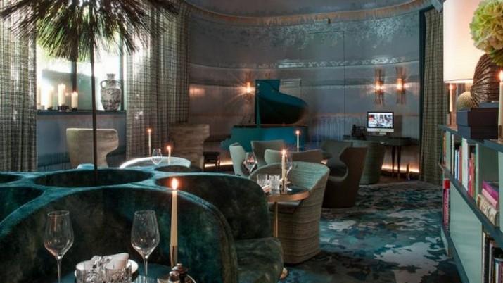 Le Nolinski, l'incroyable Hôtel Conçu par Jean Louis Deniot Le Nolinski lincroyable H  tel Con  u par Jean Louis Deniot 3