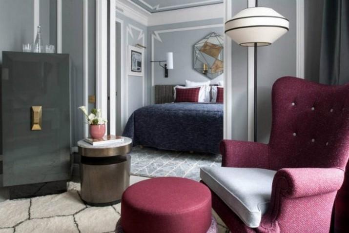 Le Nolinski, l'incroyable Hôtel Conçu par Jean Louis Deniot Le Nolinski lincroyable H  tel Con  u par Jean Louis Deniot 4