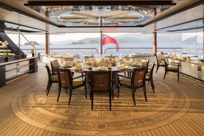 My Amadea Yacht par le Studio Sabrina Monte-Carlo My Amadea Yacht par le Studio Sabrina Monte Carlo 4