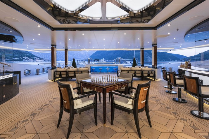My Amadea Yacht par le Studio Sabrina Monte-Carlo My Amadea Yacht par le Studio Sabrina Monte Carlo 5