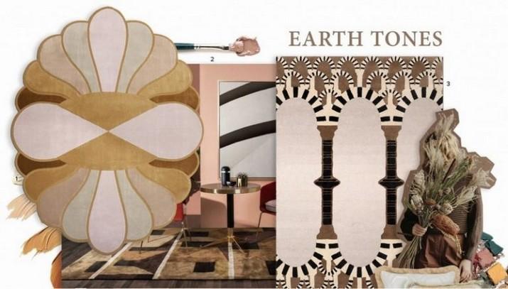 Tendances de décoration 2020 – Tons de Terre Tendances de d  coration 2020 Tons de Terre 1