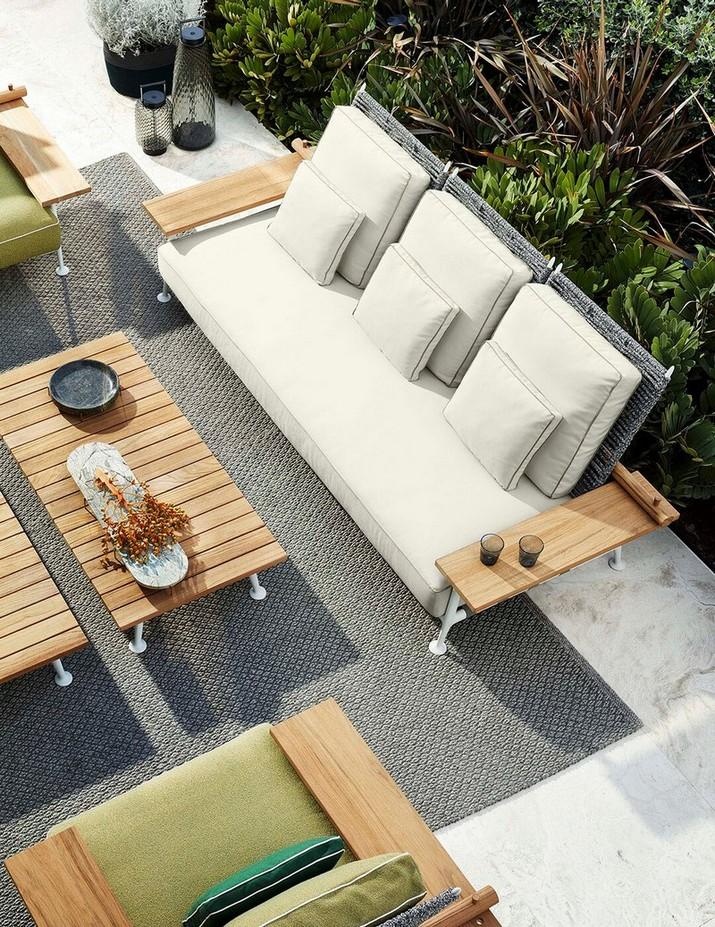 Cassina Présente sa Nouvelle Collection Outdoor à Maison et Objet 2020 Cassina Pr  sente sa Nouvelle Collection Outdoor    Maison et Objet 2020 1