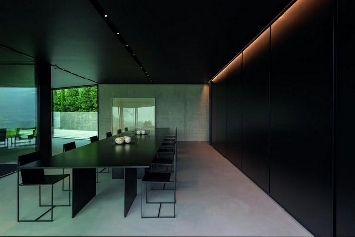 Admirez une Maison Suisse avec des Morceaux DE Vincent Van Duysen et Gio Ponti Admirez une Maison Suisse avec des Morceaux DE Vincent Van Duysen et Gio Ponti 2