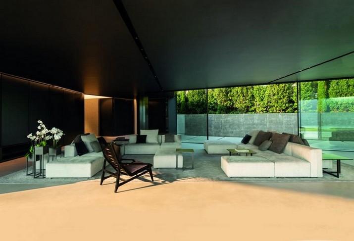 Admirez une Maison Suisse avec des Morceaux DE Vincent Van Duysen et Gio Ponti Admirez une Maison Suisse avec des Morceaux DE Vincent Van Duysen et Gio Ponti 6