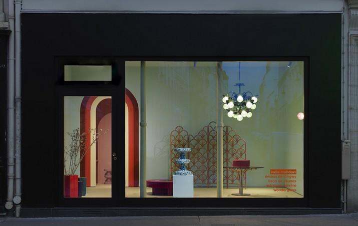 India Mahdavi Inaugure un Nouveau Showroom à Paris  India Mahdavi Inaugure un Nouveau Showroom à Paris India Mahdavi Inaugure un Nouveau Showroom    Paris 2
