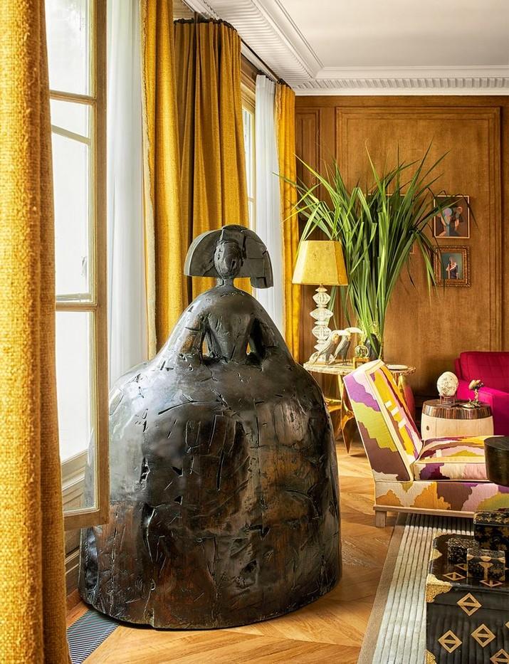 Linda Pinto du studio Alberto Pinto Conçoit sa propre Maison Linda Pinto du studio Alberto Pinto Con  oit sa propre Maison 3