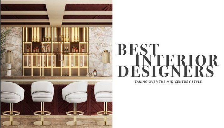 Découvrez les meilleures Designers d'intérieur du Style Mid-Century D  couvrez les meilleures Designers dint  rieur du Style Mid Century 4 715x410