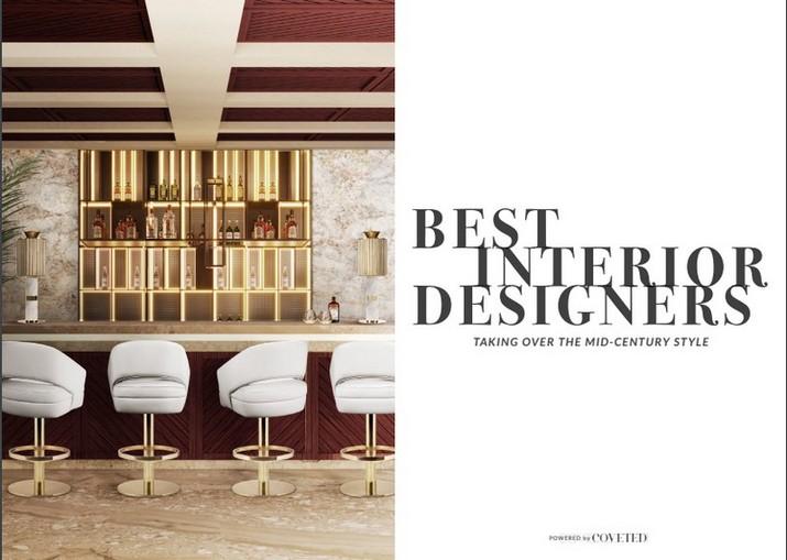 Découvrez les meilleures Designers d'intérieur du Style Mid-Century D  couvrez les meilleures Designers dint  rieur du Style Mid Century 4