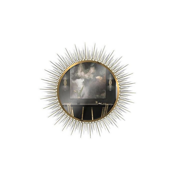 Miroirs Contemporains pour Compléter la Conception de votre Maison Miroirs Contemporains pour Compl  ter la Conception de votre Maison 2