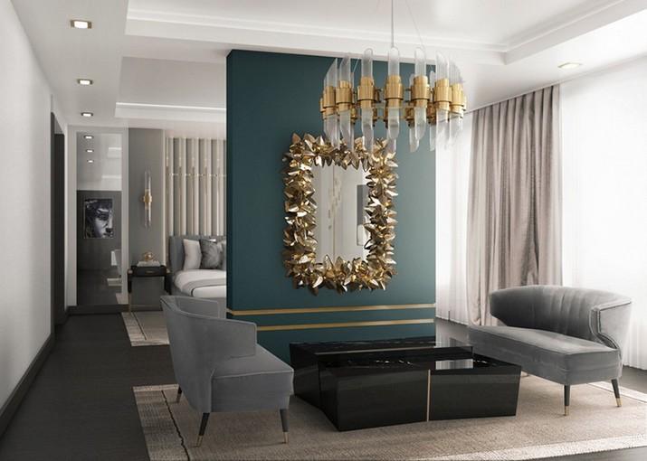 Miroirs Contemporains pour Compléter la Conception de votre Maison Miroirs Contemporains pour Compl  ter la Conception de votre Maison 9