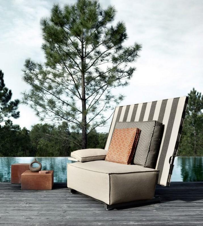 Philippe Starck a Conçu des meubles d'extérieur pour B&B Italia Philippe Starck a Con  u des meubles dext  rieur pour BB Italia 1