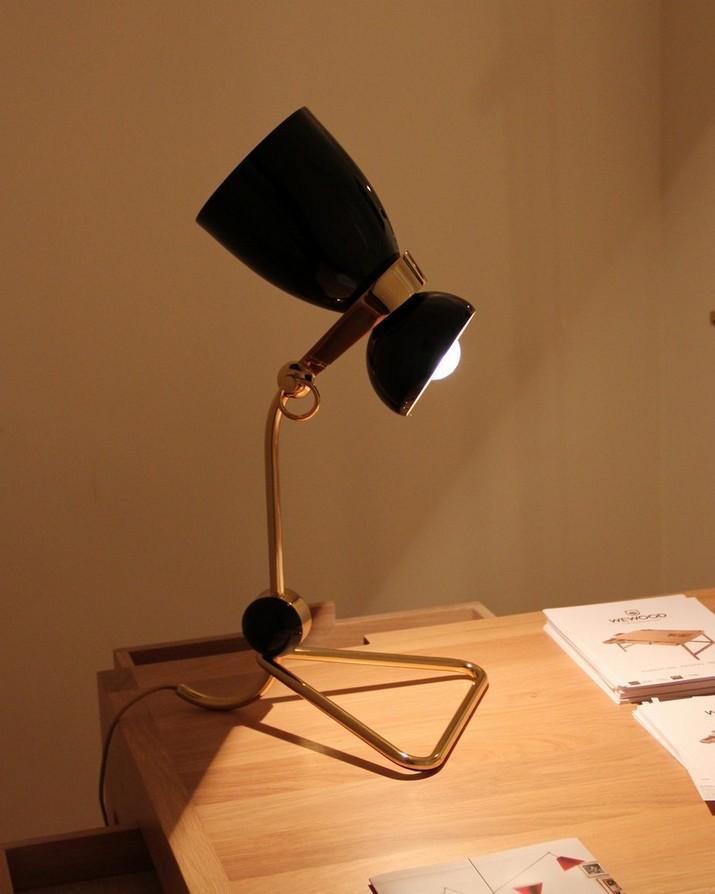7 Lampes de Table au Milieu du Siècle pour la Décoration de Votre Bureau 25 Id  es de Meubles Incroyables pour votre Projet de Bureau 1 1