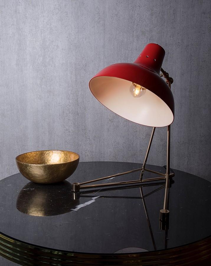 7 Lampes de Table au Milieu du Siècle pour la Décoration de Votre Bureau 25 Id  es de Meubles Incroyables pour votre Projet de Bureau 3 1