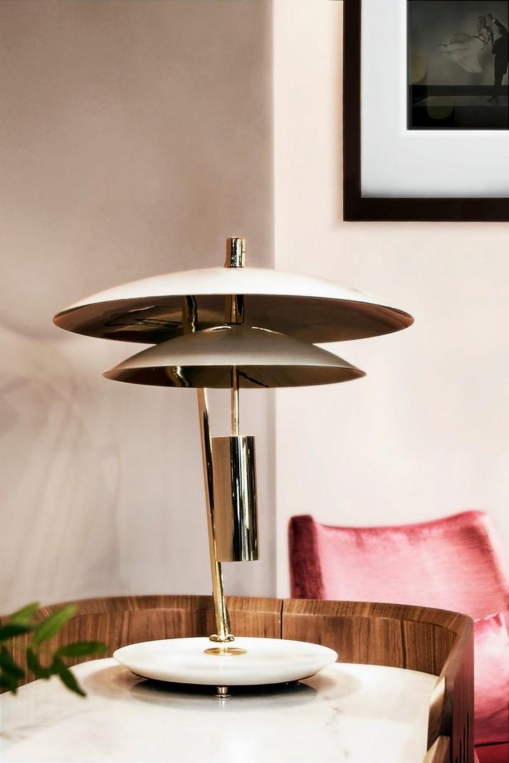 7 Lampes de Table au Milieu du Siècle pour la Décoration de Votre Bureau 25 Id  es de Meubles Incroyables pour votre Projet de Bureau 4 1