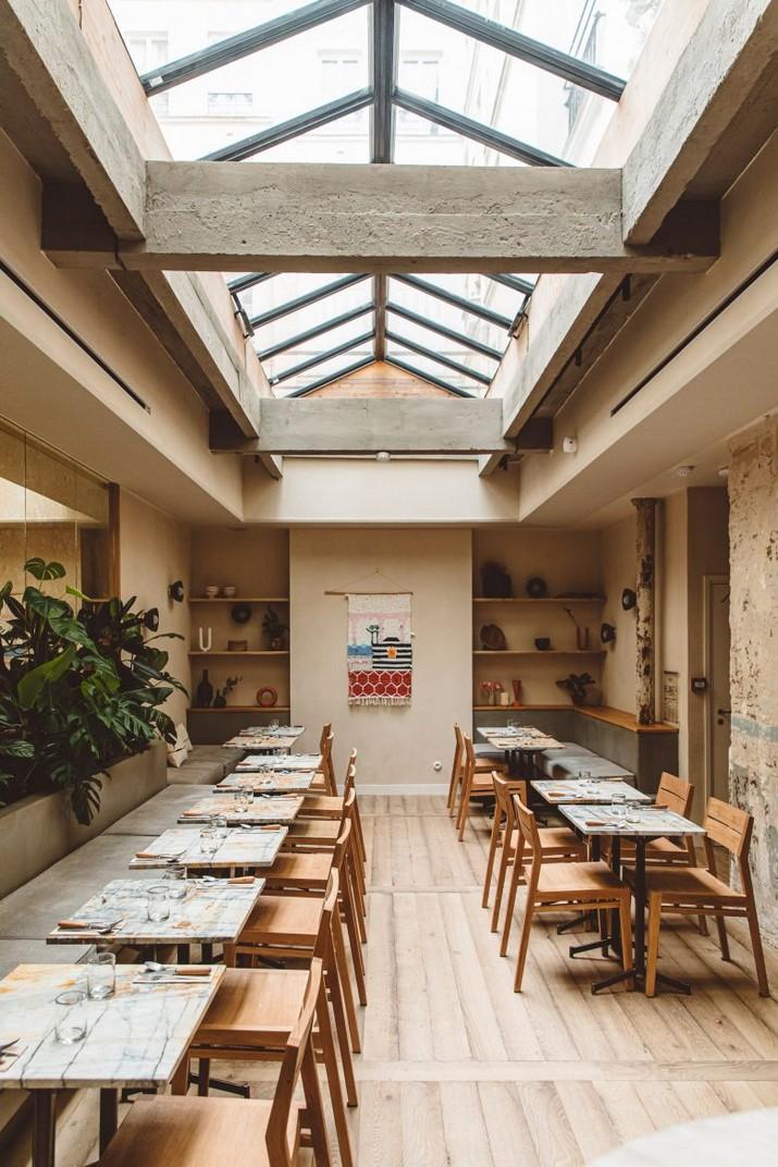Hoy Hotel, une Oasis pour la Ville Chaotique de Paris Hoy Hotel une Oasis pour la Ville Chaotique de Paris 1