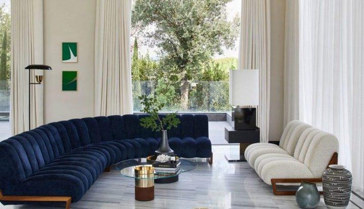 Humbert et Poyet ont conçu la plus belle villa de Cannes! Humbert et Poyet ont con  u la plus belle villa de Cannes 4 715x410