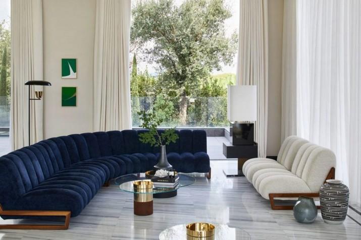 Humbert et Poyet ont conçu la plus belle villa de Cannes! Humbert et Poyet ont con  u la plus belle villa de Cannes 4