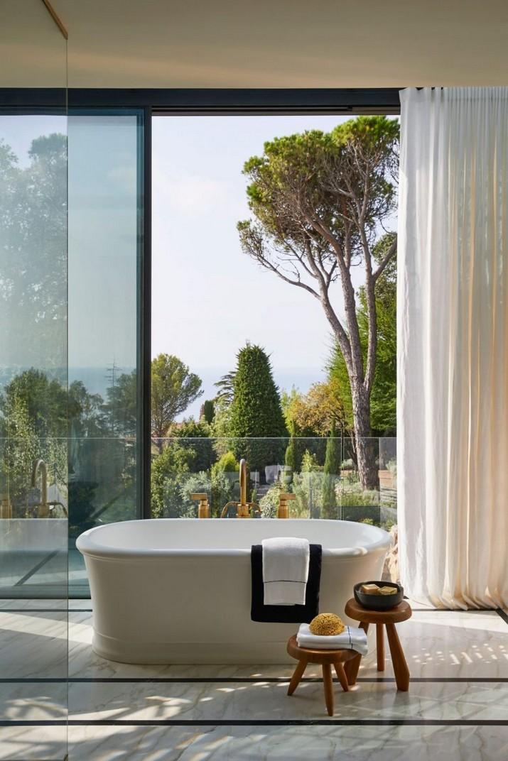 Humbert et Poyet ont conçu la plus belle villa de Cannes! Humbert et Poyet ont con  u la plus belle villa de Cannes 5