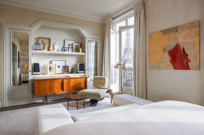 Jetez un œil à l'appartement Somptueux de Joseph Dirand à Paris Jetez un   il    lappartement Somptueux de Joseph Dirand    Paris 1