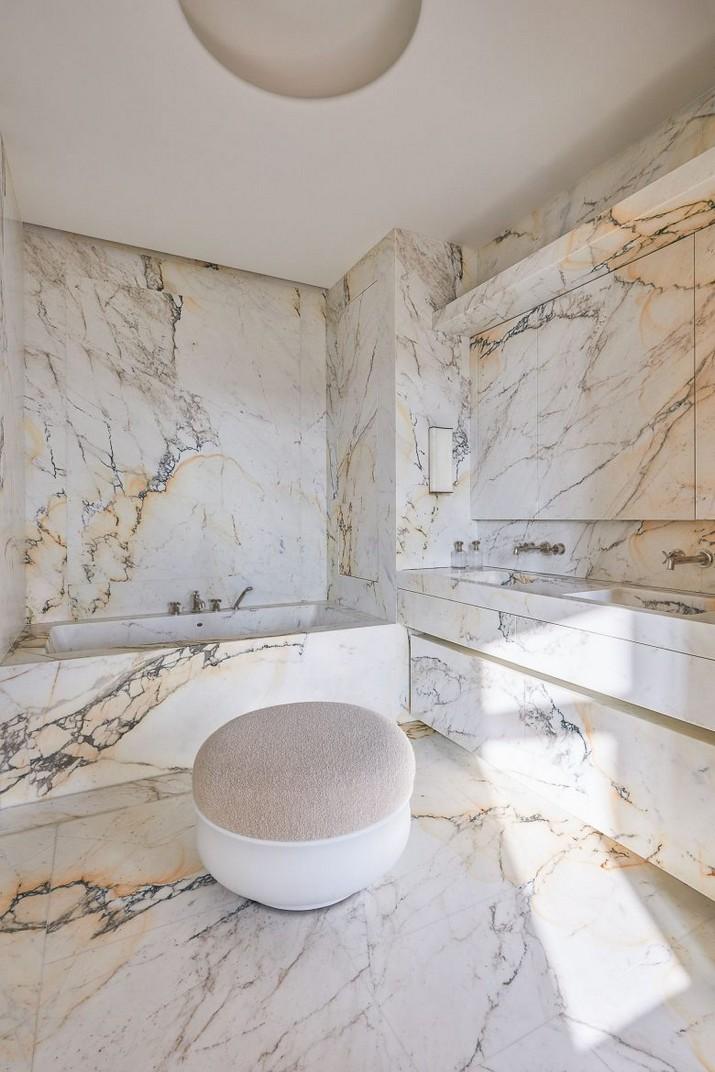 Jetez un œil à l'appartement Somptueux de Joseph Dirand à Paris Jetez un   il    lappartement Somptueux de Joseph Dirand    Paris 2