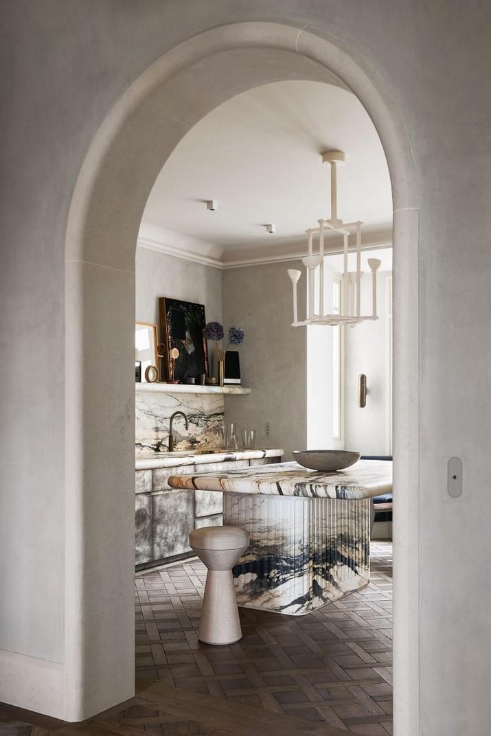 Jetez un œil à l'appartement Somptueux de Joseph Dirand à Paris Jetez un   il    lappartement Somptueux de Joseph Dirand    Paris 3