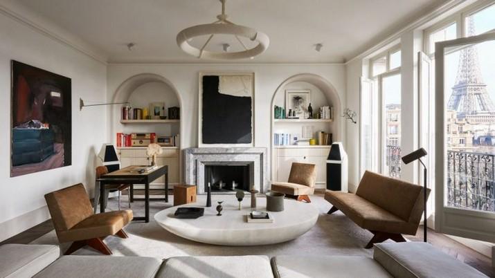 Jetez un œil à l'appartement Somptueux de Joseph Dirand à Paris Jetez un   il    lappartement Somptueux de Joseph Dirand    Paris 5