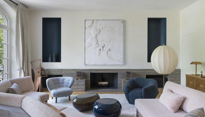 Pierre Yovanovitch Conçoit un Magnifique Manoir à Bruxelles Pierre Yovanovitch Con  oit un Magnifique Manoir    Bruxelles 2 715x410